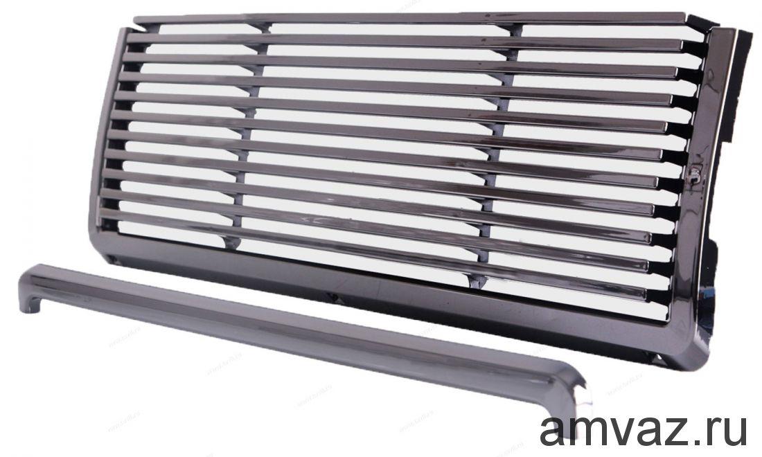 Тюнинг решетка радиатора AZARD Линии ВАЗ 2107