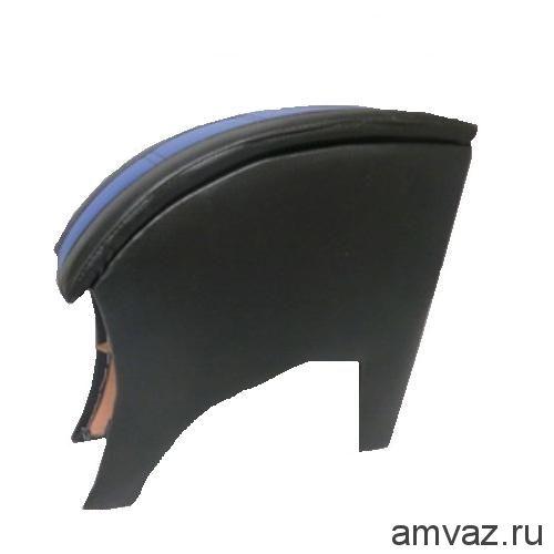 Подлокотник ВАЗ 2110-12 МЯГКИЙ /СЕРЫЙ/