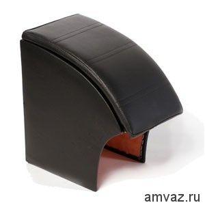 Подлокотник ВАЗ 2121НИВА /ЧЕРНЫЙ/