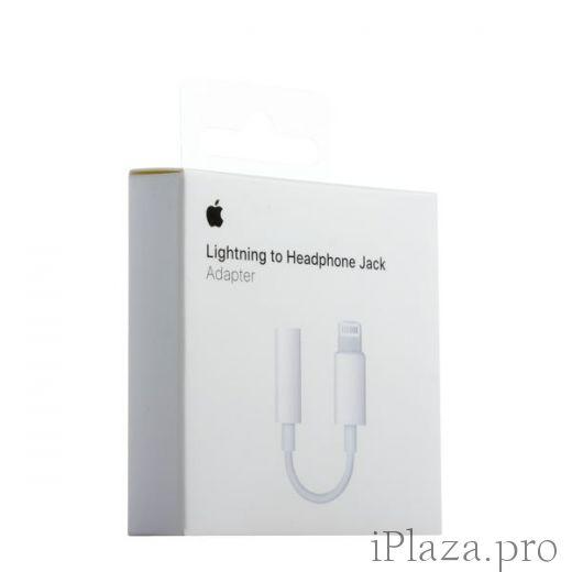 Аудио-переходник для Apple iPhone 7/ 7 Plus MMX62M/A  ORIGINAL