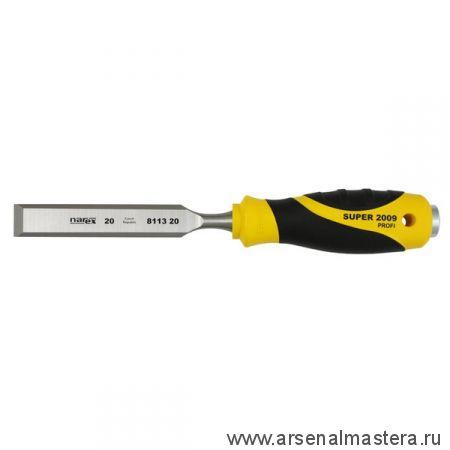 Стамеска плоская с ручкой NAREX SUPER 2009 LINE PROFI  8 мм 811308