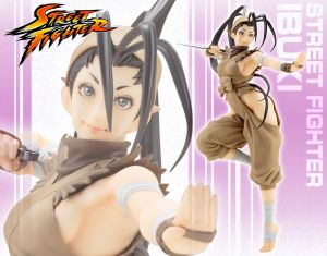 Фигурка Street Fighter Bishoujo - Ibuki 1/7