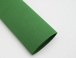 Фоамиран Иранский, толщина 1 мм, размер 60х70 см, цвет морской-зелёный (1 уп = 10 листов)