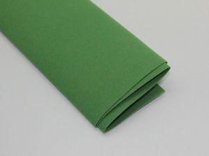 Фоамиран Иранский, толщина 1 мм, размер 60х70 см, цвет зелёный лист (1 уп = 10 листов)