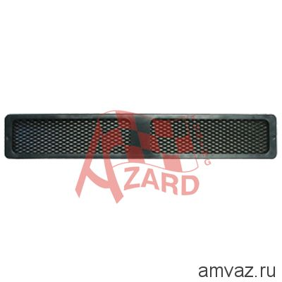 Решётка радиатора ВАЗ 2107 /сетка-спорт/ /НЕКРАШ./
