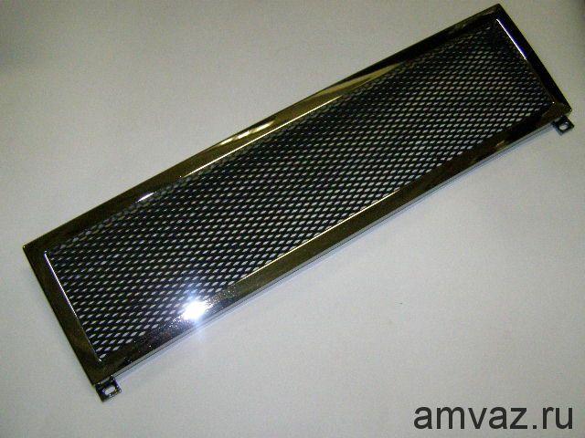Решётка радиатора ВАЗ 2108-99 /сетка-спорт/ /НЕКРАШ./