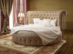 Кровать круглая Letto Rotondo GM 17