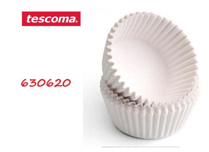 Корзинка кондитерская белая DELICIA 4 см 200 шт  630620