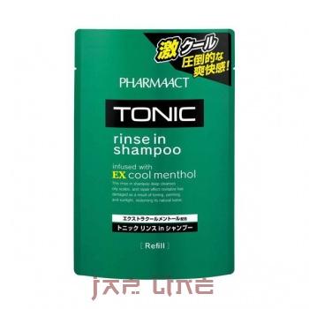 Японский тонизирующий шампунь 2 в 1 Pharmaact