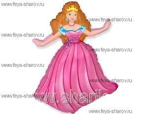 """Шар """"Принцесса"""" 96 см"""