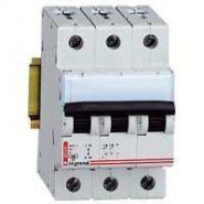 Автом. выкл. Legrand 3-пол. 16A -3М(тип C)
