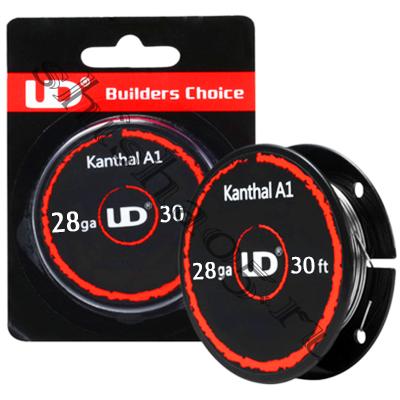Проволока/ UD Kanthal A1 28ga—0.32mm