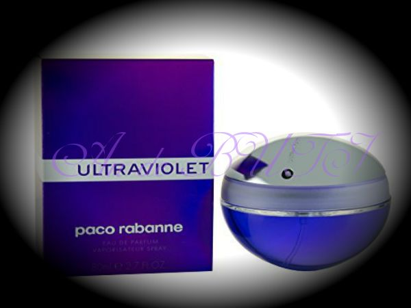 Paco Rabanne Ultraviolet women 80 ml edp
