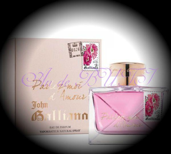 John Galliano Parlez Moi d'Amour 80 ml edp