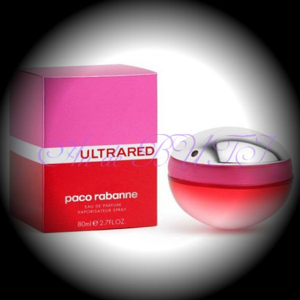 Paco Rabanne Ultrared 80 ml edp