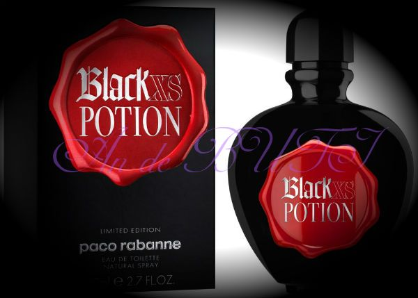 Paco Rabanne Black XS Potion for Her 80 ml edt