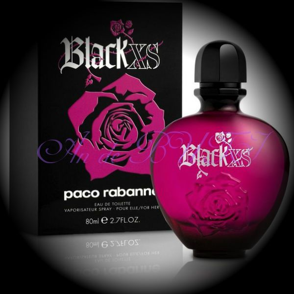 Paco Rabanne Black XS for her 80 ml edt