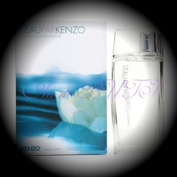 Kenzo L'Eau Par Kenzo Pour Femme 100 ml edt