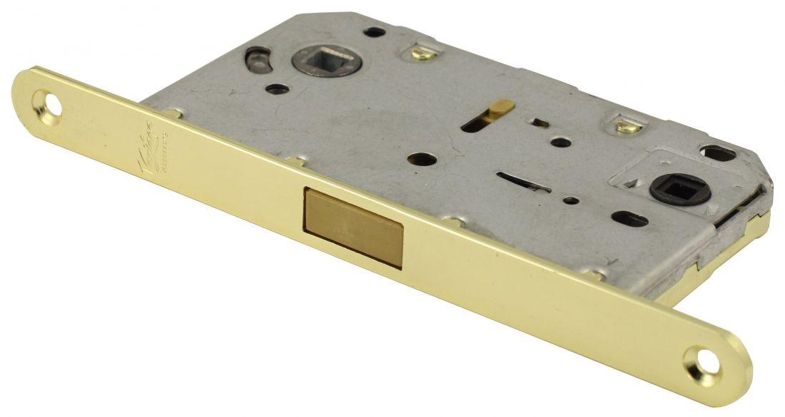 Замок магнитный под фиксатор MC96SB-матовое золота