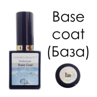 Golden Beauty Base coat База гель-лак, 14 мл