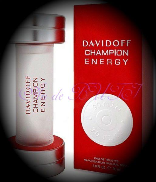 Davidoff Champion Energy 100 ml edt