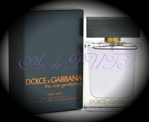 Dolce & Gabbana The One Gentleman 100 ml edt
