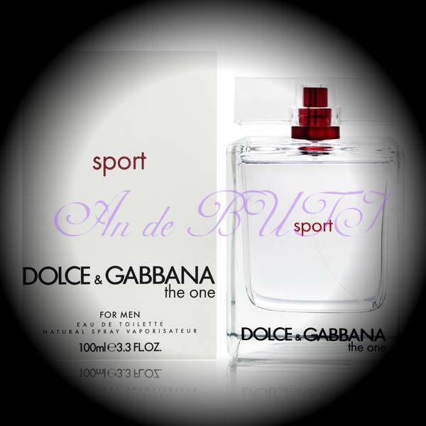Dolce & Gabbana The One Sport 100 ml edt
