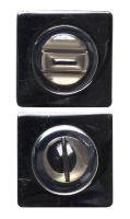 Фиксатор сантехнический BK02BN-CP-черный никель-хром