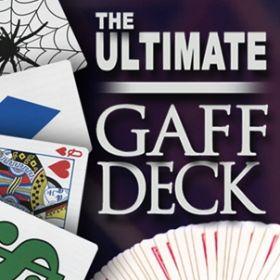 Набор карточных трюков The Ultimate Gaff Deck Kit