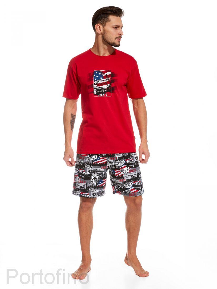 326-47 Мужская пижама Cornette