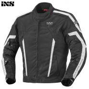 Куртка текстильная IXS Randell, Черно-белая