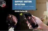 Беспроводная камера с функцией WiFi и ночного видения IP Камера ESCAM Button Q6