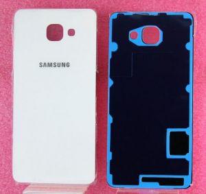 Задняя крышка Samsung A710F Galaxy A7 2016 (white) Оригинал