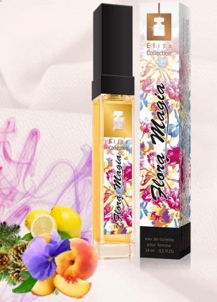 Женская туалетная вода Christine Lavoisier Elite Collection Flora Magia 14 мл.(Gucci Flora by Gucci)
