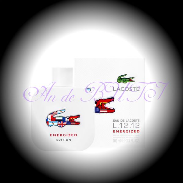 Lacoste Eau De Lacoste L.12.12 Energized 100 ml edt