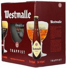 "Пивной набор ""Westmalle Trappist"" 6*0.33 л"