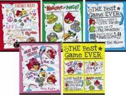 """Тетрадь 48 л., """"Хатбер. Angry Birds"""" выпуск №3 (арт. 12783)"""