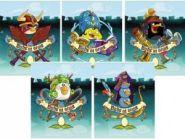 "Тетрадь 48 л. ""Хатбер. Angry birds Epic"" (арт. 12783)"