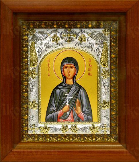Антонина Никейская (20х24), серебро