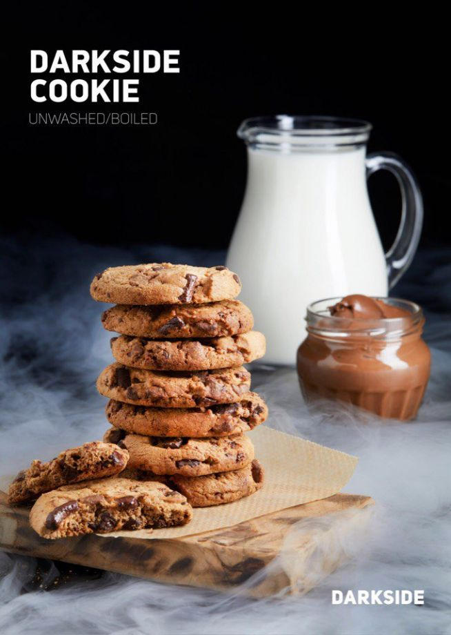 Табак Dark Side Darkside Cookie 100 гр  Medium