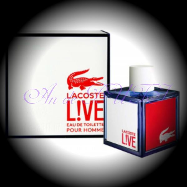 Lacoste Live 100 ml edt