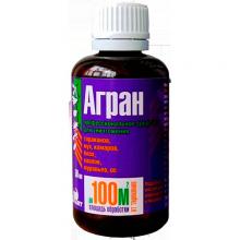 """Агран"" инсектоакарицидный препарат против насекомых."