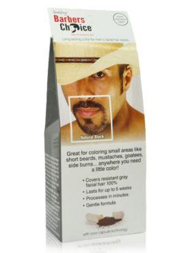 Godefroy Краска в капсулах для бороды натурально-черная