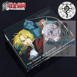 Часы Fullmetal Alchemist