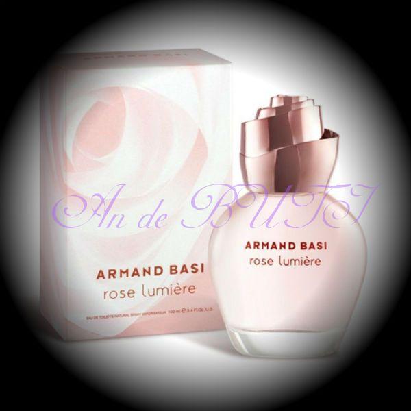 Armand Basi Rose Lumiere 100 ml edt