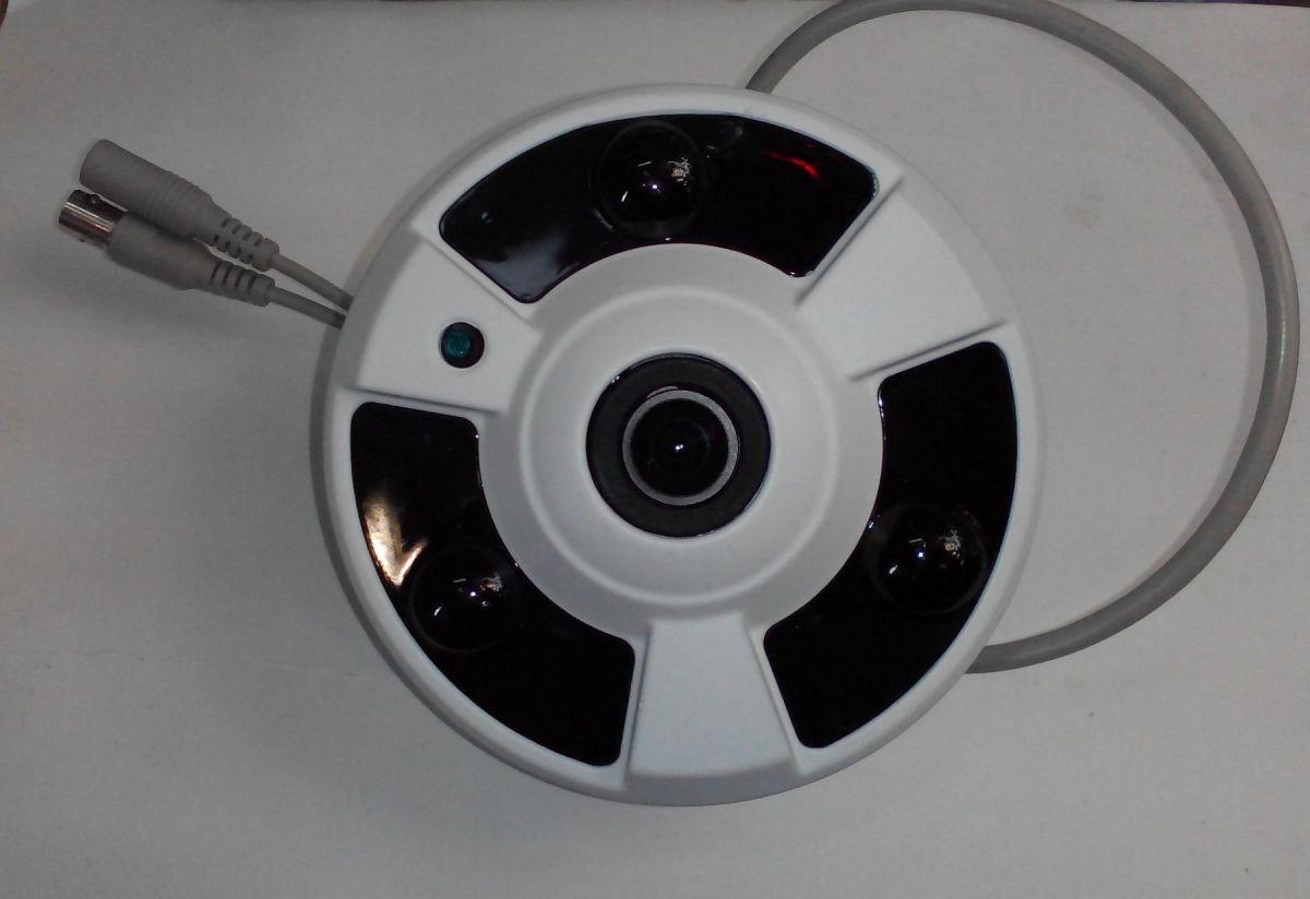 Купольная камера AHD308(Рыбий глаз 360)