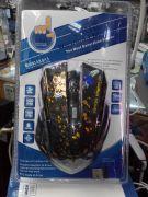Мышь компьютерная беспроводная 6D