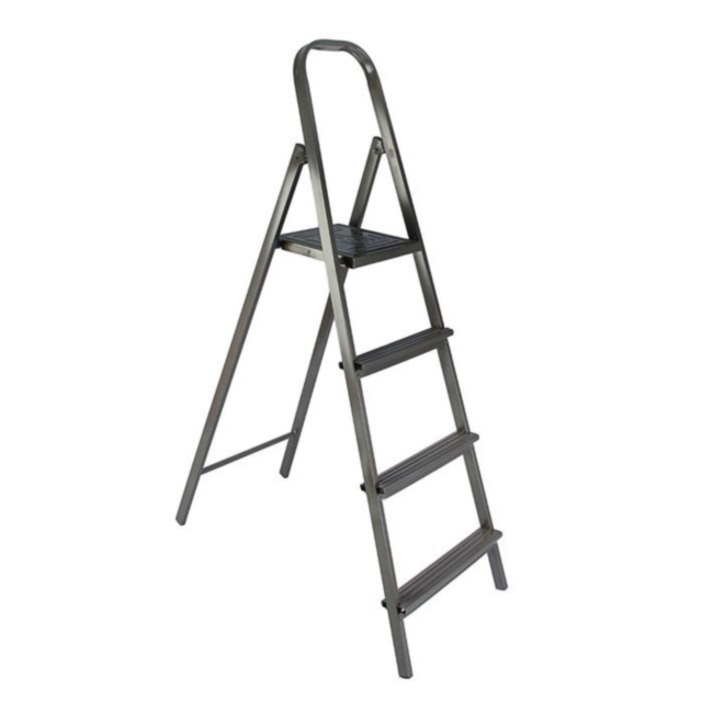 Лестница -стремянка 4 ст. мет. СМ4
