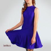 Платье для бальных танцев без рукавов