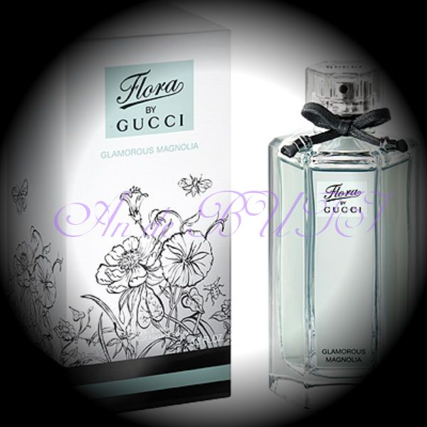 Gucci Flora by Gucci Glamorous Magnolia 100 ml edt